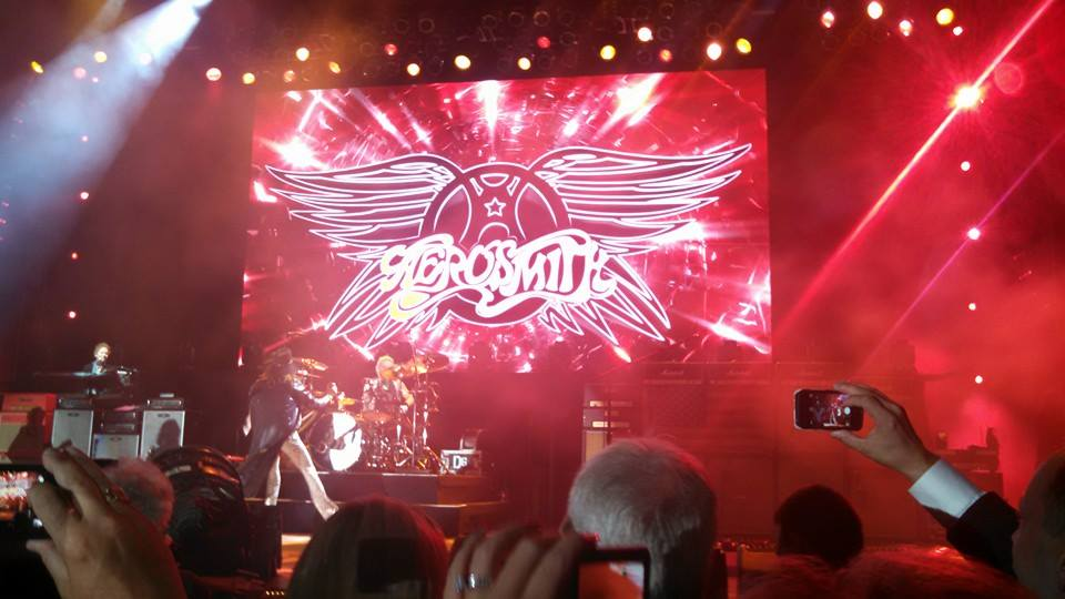Aerosmith  Live  Photo from David