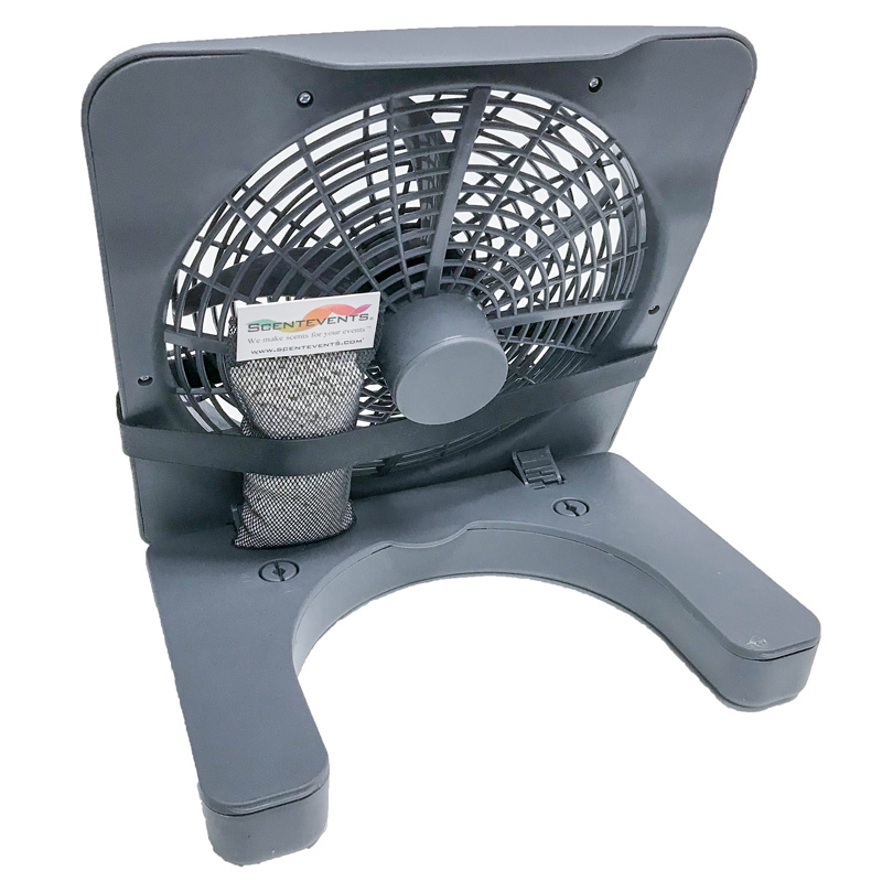 ScentFX Fan w/1 Sleeve (8-inch) back